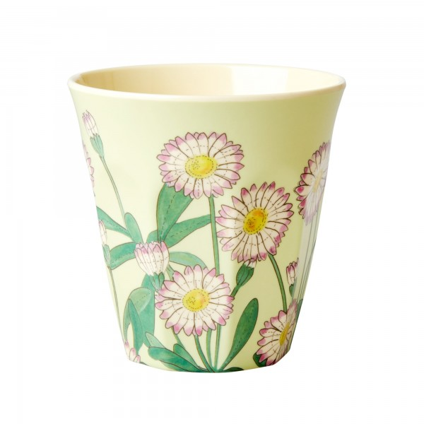 RICE Melamin Becher DAISY Medium