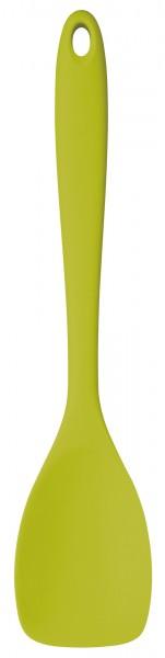KitchenCraft Silikon Spatellöffel Grün 28 cm