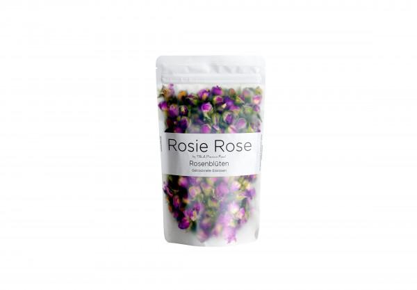 Tala Rosie Rose - Damascena Rosen | Ganze getrocknete Rosenblüten 75 g