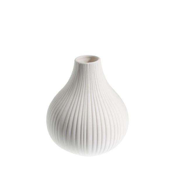 Storefactory Vase EKENÄS LARGE WHITE