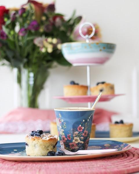 Blaubeer-Ka-sekuchen-Muffins
