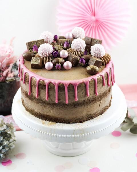 Nutella-Kirsch-Torte