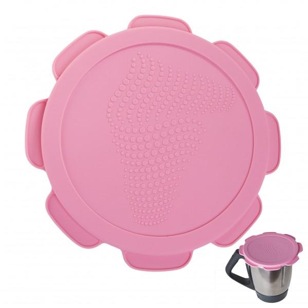 Mixcover Silikondeckel für TM5 und TM6 rosa
