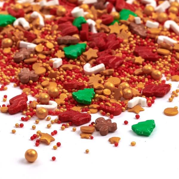 Happy Sprinkles Mix SANTA'S FAVORITE