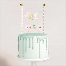 Rico Design Caketopper Set Baby