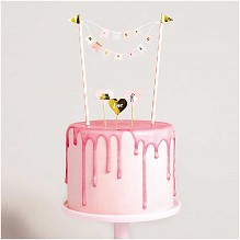 Rico Design Caketopper Set Just Married