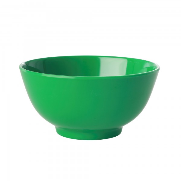 RICE Melamin Schüssel GREEN Medium